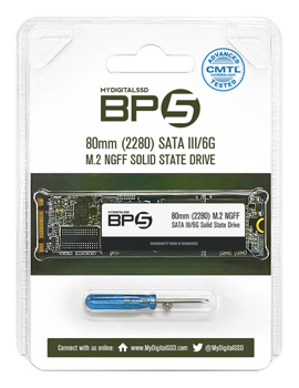MyDigitalSSD BP5 80mm SATA 6G M.2 NGFF SSD