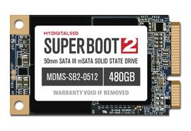 MyDigitalSSD SB2 mSATA 6G SSD 8896fef6d